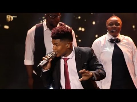 Idols SA Season 12 | Top 8 | Keegan: Nguwe