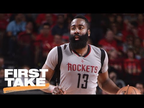 Stephen A. Smith Says Chris Paul Won't Solve All Of Rockets' Problems | First Takes | June 30, 2017