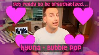 Hyuna bubble Pop