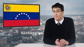 Venezuela v plamenech ➠ Zpravodajství Cynické svině
