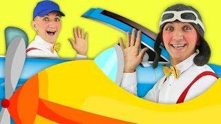 Driving In My Car Song - Nursery Rhymes for Kids
