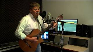 "Knut Severin singt ""Fünf Gartennelken"" Reinhard Mey Cover"
