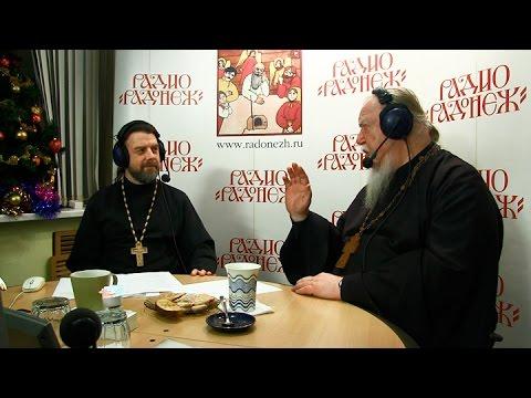 Радио «Радонеж». Протоиерей Димитрий Смирнов. Видеозапись прямого эфира от 2015.12.26