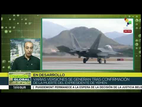 Asesinan a expresidente yemení Ali Abdullah Saleh