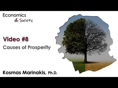 E&S Video 8 - Causes of Prosperity