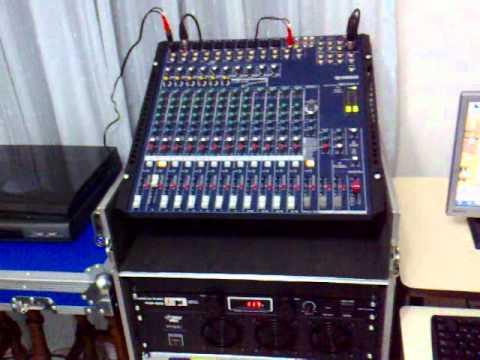 yamaha mg166cx mixing console youtube rh youtube com Yamaha MG166CX Rear mesa de som yamaha mg166cx manual portugues