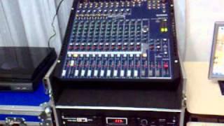 Yamaha  Mg166cx Mixing Console