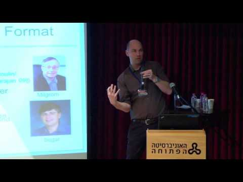 The Ninth Israel CS Theory Day (Tim Roughgarden)   3/1/2017