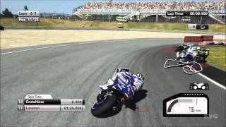 MotoGP 15 - Sachsenring | Germany Gameplay (PC HD) [1080p]