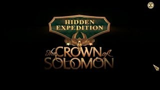 Hidden Expedition: The Crown of Solomon Gameplay | HD 1080p