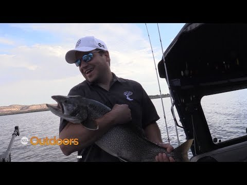 Fishing Lake Trout And Kokanee With Ford At Flaming Gorge