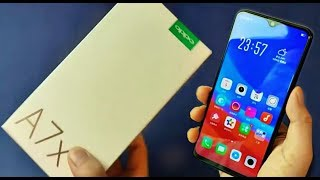 Oppo A7X UNBOXING  & ( First Looks, Hands on  Full Review) in HINDI