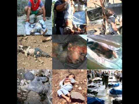 Gaza's War Crimes by Israel 2008
