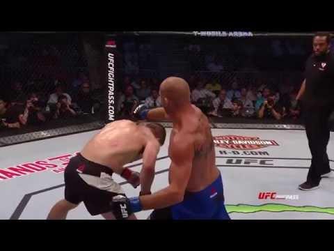 Donald Cerrone - INSANE COMBO @UFC202