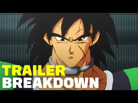 Dragon Ball Super Broly Trailer Breakdown - Broly is Now Canon!