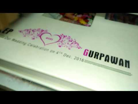 Wedding Album Cover Printer In India | How To Print On Wedding Album Cover Book
