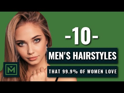 Best Hairstyles For Men 2020 What Haircut do 99.9% of Girls Love?   10 Best Hairstyles and