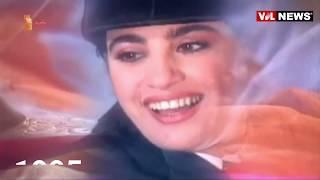 53 اغنية في عيدها الـ53... 9 دقائق تروي اشهر اعمال نجوى كرم