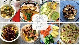 FOLLOW MY FOOD - 5 Tage Basenfasten: WAS esse ich?