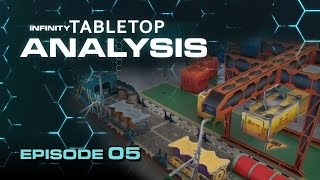 Infinity Tabletop Analysis Ep05: The Maglev Train Gaming Table