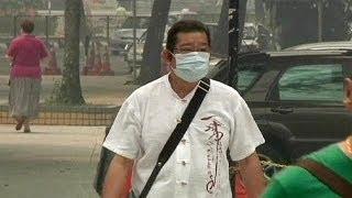 Malezya'da hava kirliliği olağanüstü hal ilan ettirdi