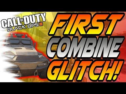 *FIRST* Combine Glitch! - Amazing High Ledge/Trickshot Spot! (Black Ops 3/BO3 Glitches)