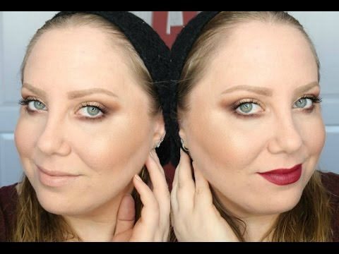 Holiday Makeup Tutorial | Too Faced Chocolate Bar Palette