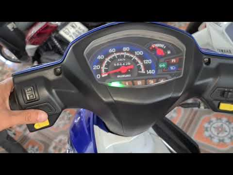 Suzuki viva fi 115cc