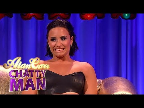 Demi Lovato - Full Interview on Alan Carr: Chatty Man