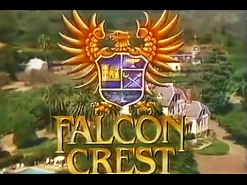 Falcon Crest Opening credits 1990 Season 9 - Jane Wyman ...