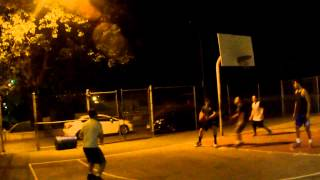 late night ball