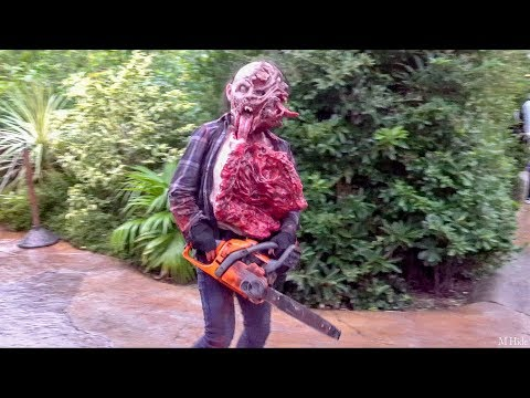 "Zombie ""MUTANT Area"" Halloween USJ Japan 좀비 喪屍"