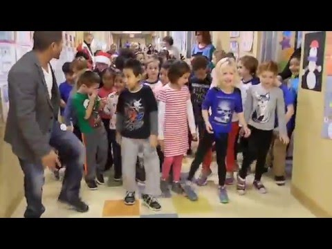 Lido Elementary School Whip Nae Nae - Whip Out Pediatric Cancer