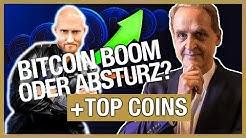 Bitcoin Halving Antwort für Florian Homm! Geht der Bitcoin auf 60.000?