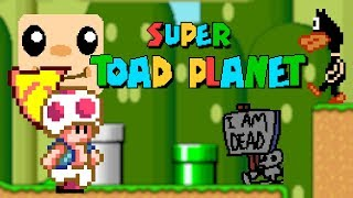 Super Toad Planet (Super Mario World Meme Hack) (Longplay/Playthrough)