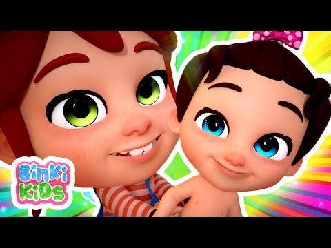 peek-a-boo-song-|-binki-kids-nursery-rhymes-&-kids-songs