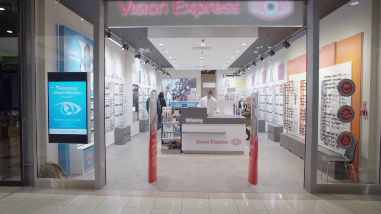 Vision Express z okazji Światowego Dnia Wzroku zmienia