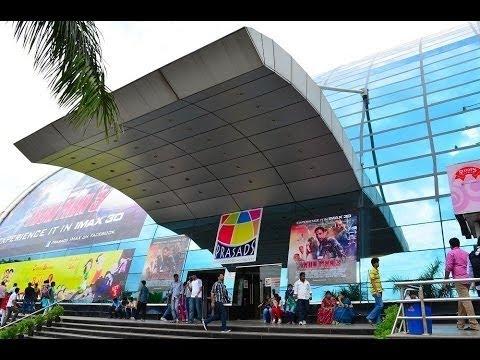 Prasads IMAX/ worlds 2nd largest screen/ Imax Hyderabad