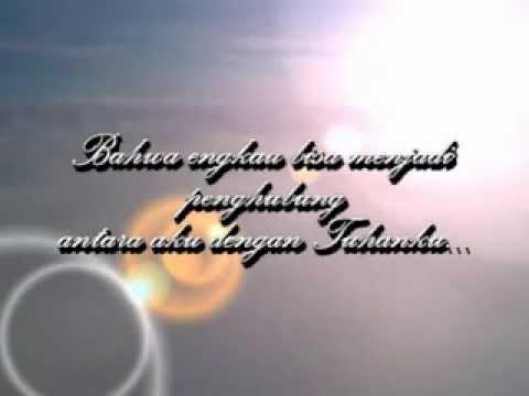 Renungan Bidadari dari syurga oleh Ust Jefri Al Bukhori (Alm)