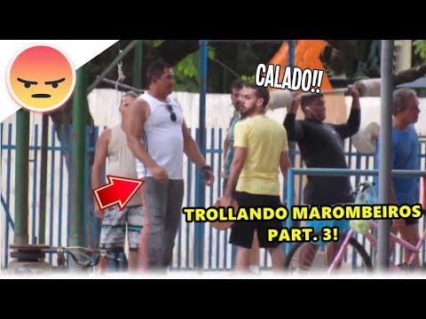 TROLLANDO MAROMBEIROS NA ACADEMIA  PARTE 3: MANDE A SUA #71