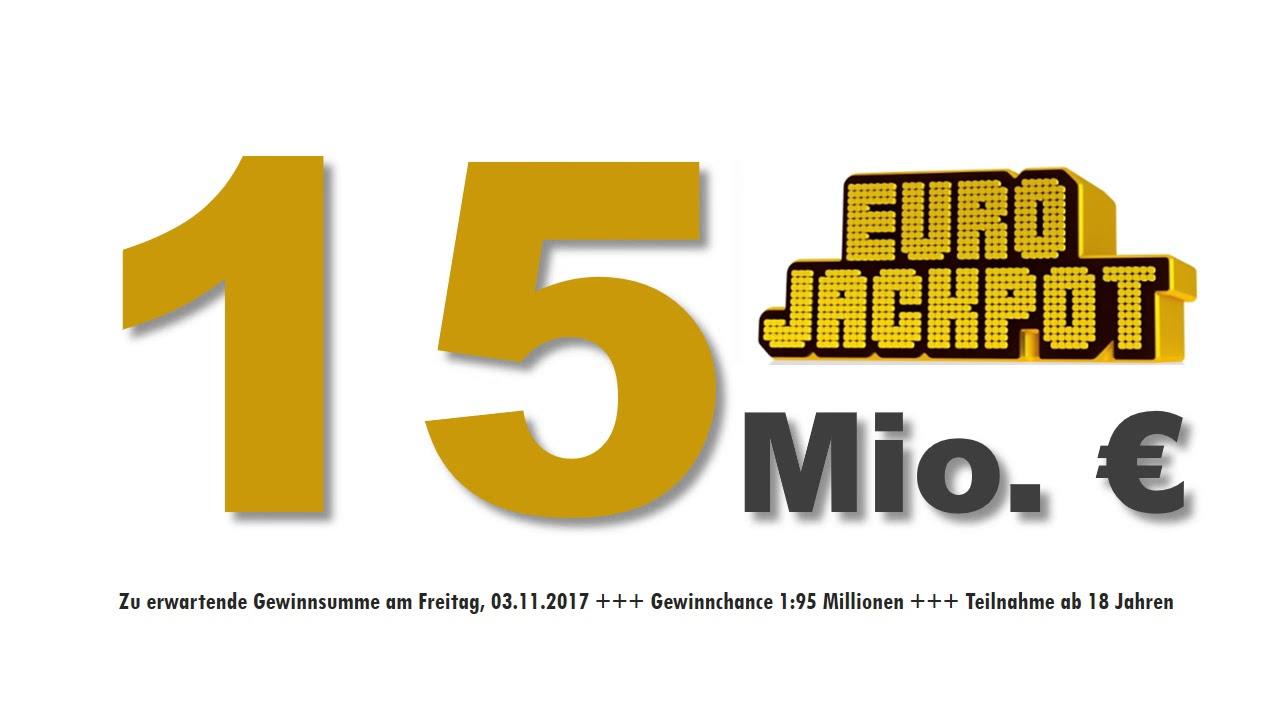 Eurojackpot.De Heute