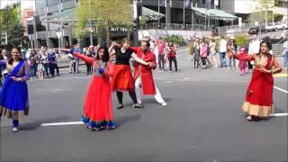 O re Piya by Dance Detonation NZ at Auckland Diwali Fest 2014