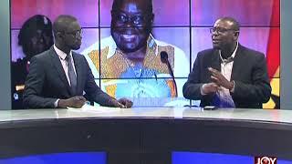 Fight Against Corruption - News Desk on Joy News (18-1-18)