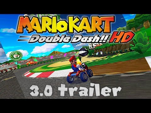 Mario Kart: Double Dash!! HD - 3.0 Version (texture Pack)