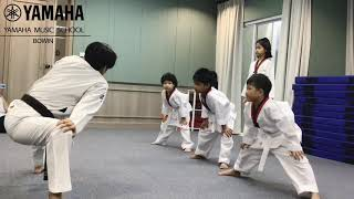 Taegwondo Kids by Yamaha Music School Bowin