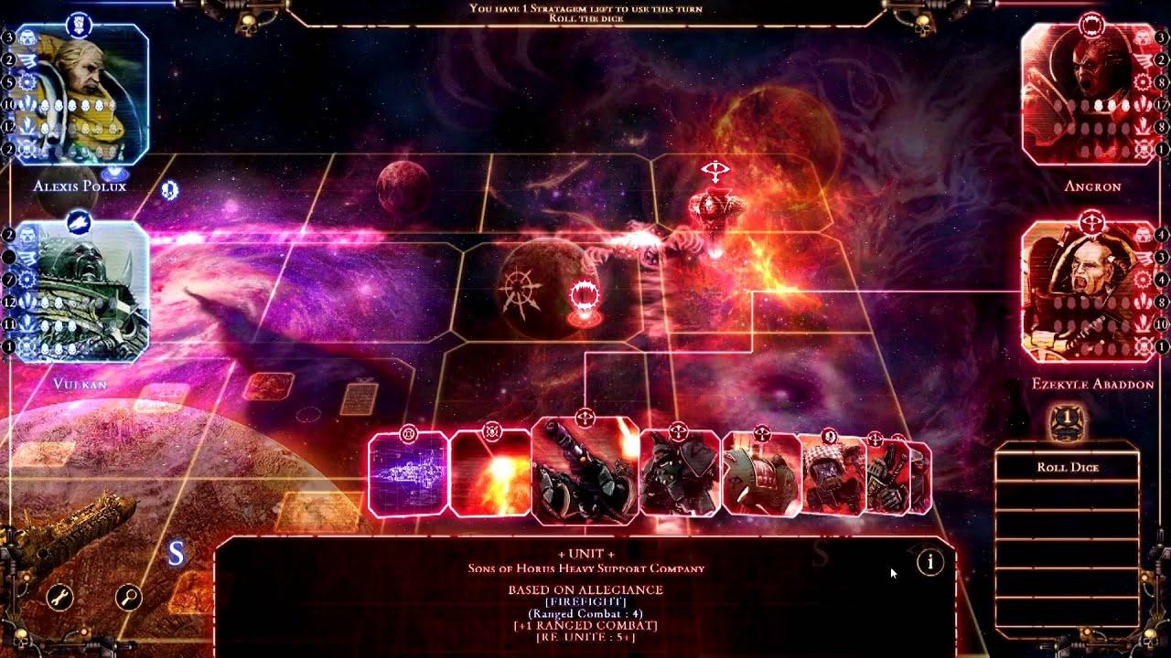 Talisman: The Horus Heresy Gameplay Trailer