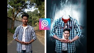 Creative Photo Editing In Picsart | 2019 Latest Picsart Photo Editing Tutorial Step by Step