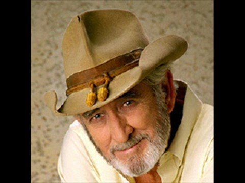 "Don Williams ""Love Me Over Again"""