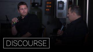Ben Anderson (VICE) & Sebastian Junger on War Reporting