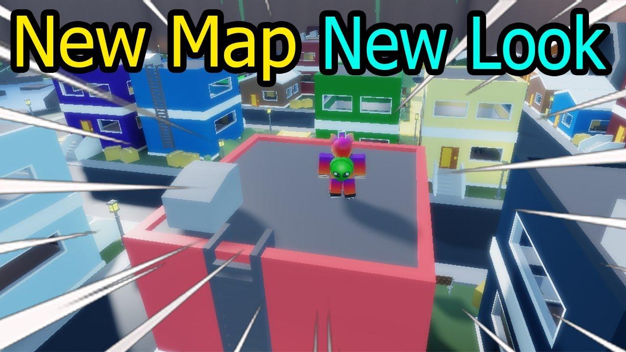 ABD Map Update! |A Bizzare Day| Roblox| Liam